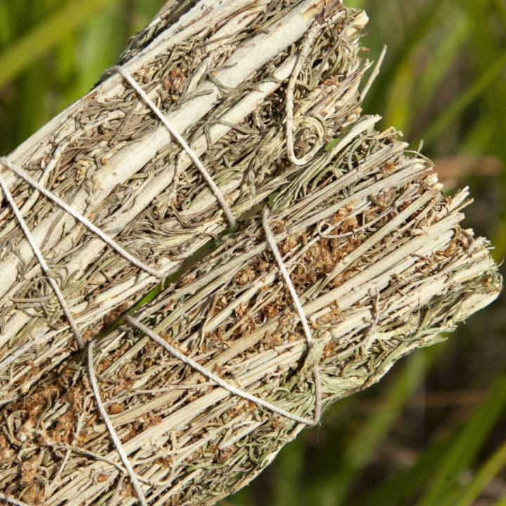 Mini Desert Sage Smudge Bundles