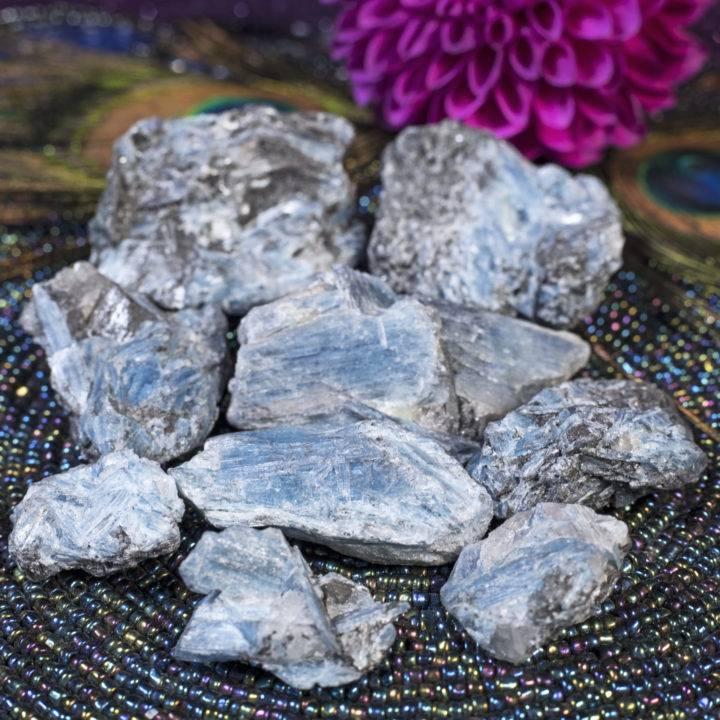 Natural Paraiba Kyanite