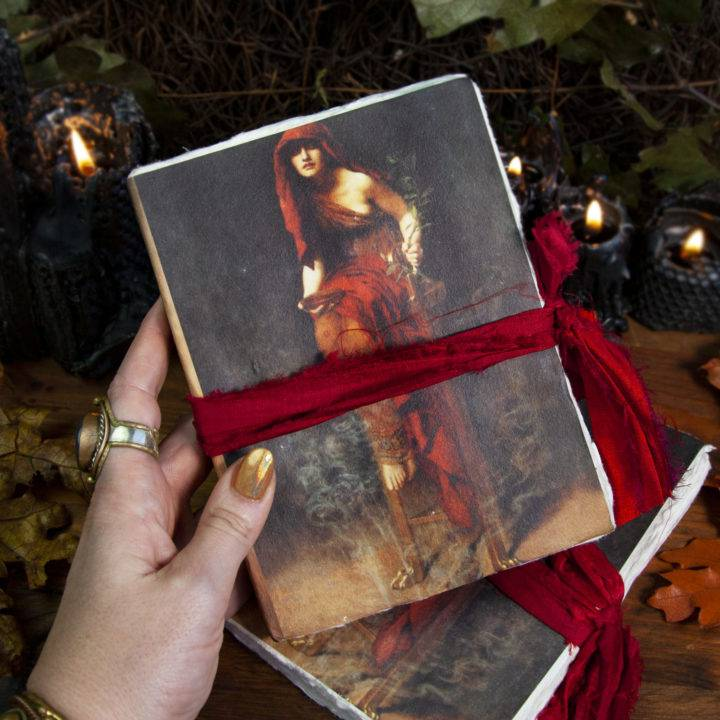 Priestess of Delphi Autumn Journals