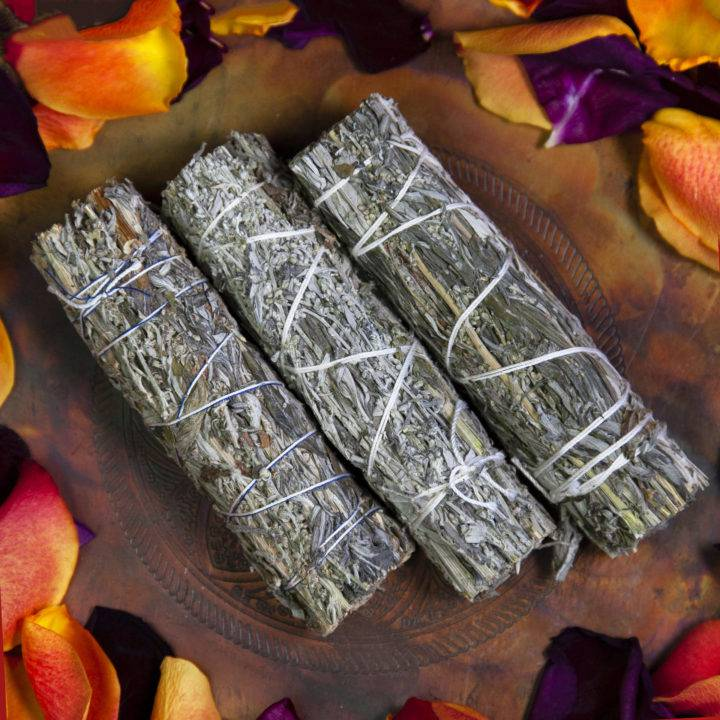 Small Black Sage Smudge Bundles
