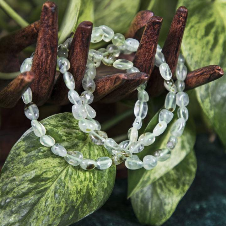 Ultra Healing Prehnite Bracelets