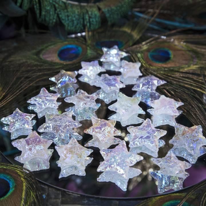 Angel Aura Quartz Stars