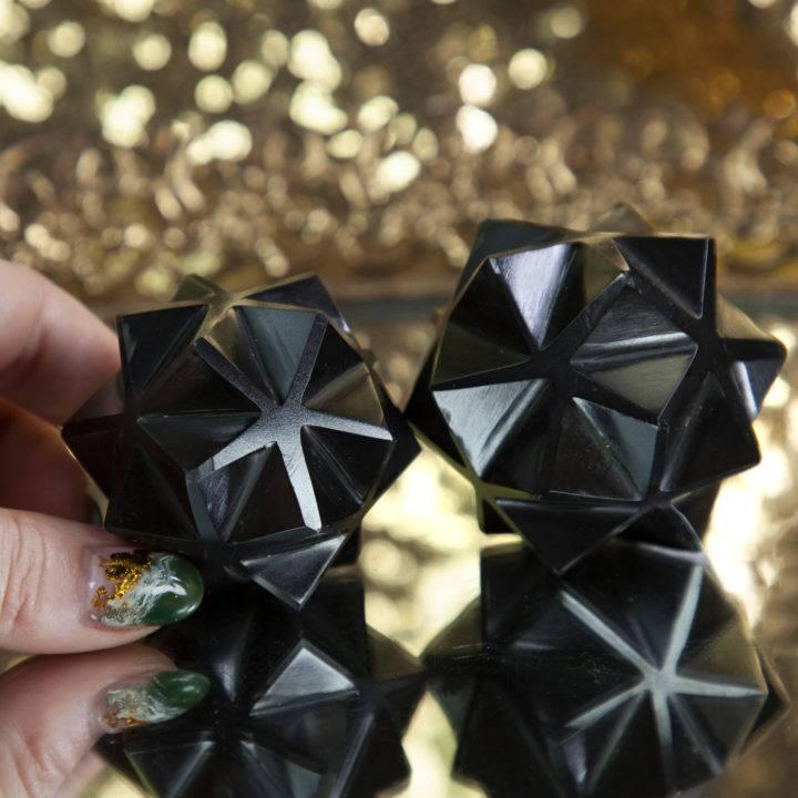 Black Onyx 3D Metatron