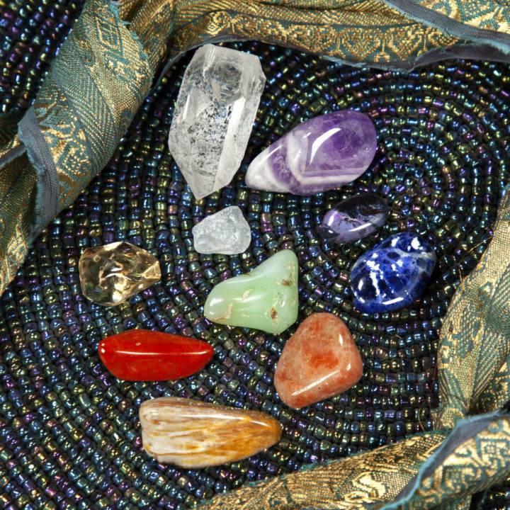 Chakra Wand Making Set
