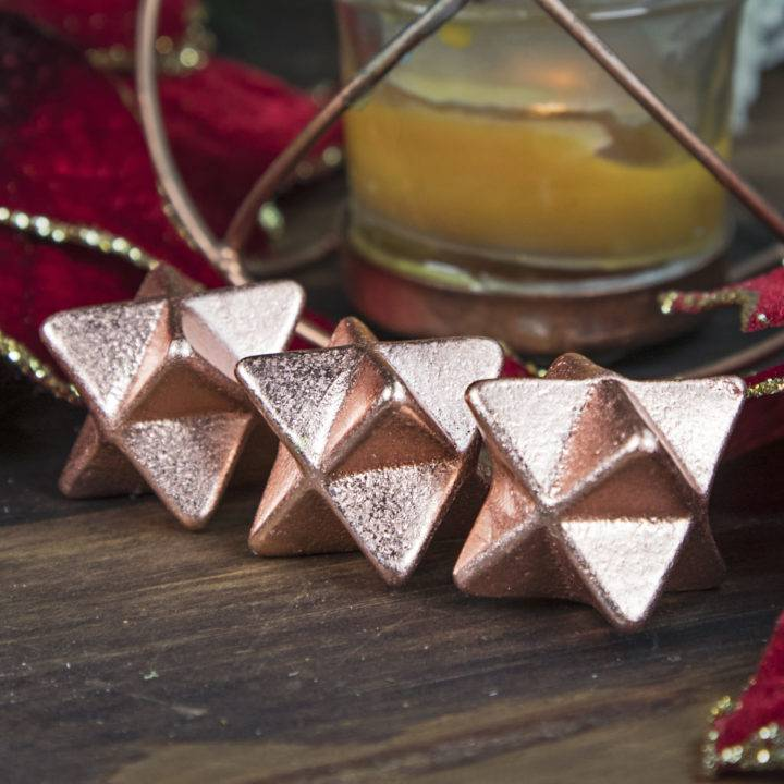 Copper Merkabas