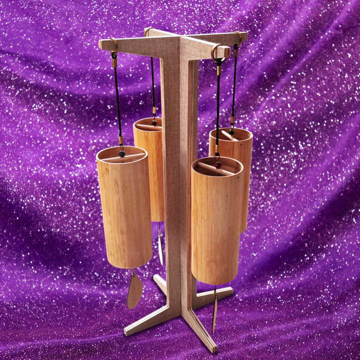 Four Elements Wind Chime Stand