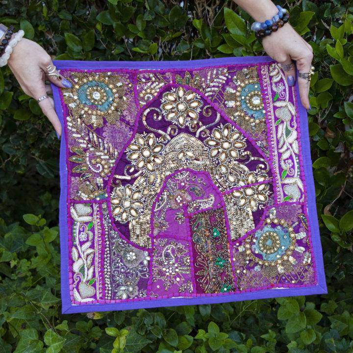 Goddess Pillow Cover Altar Mat