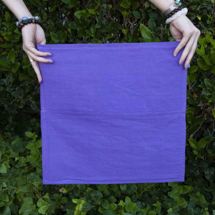 Goddess Pillow Cover Altar Mat