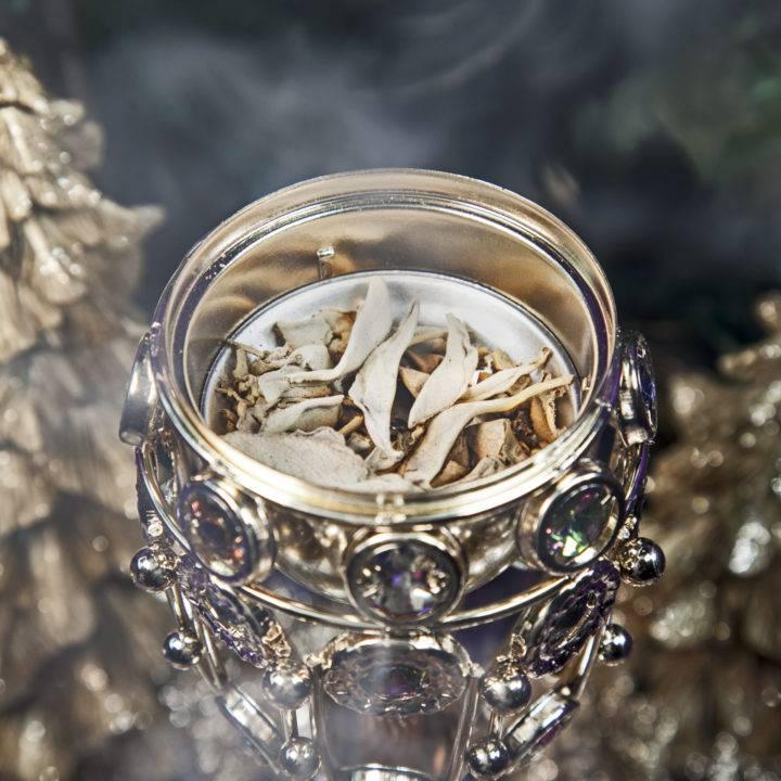 Gemmy Electric Oud Incense Burners