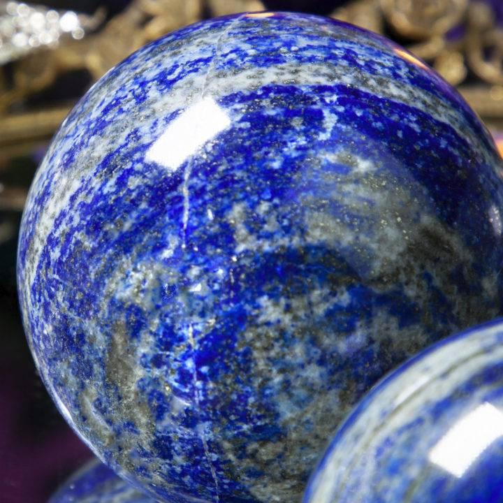 Lapis Lazuli Wishing Sphere