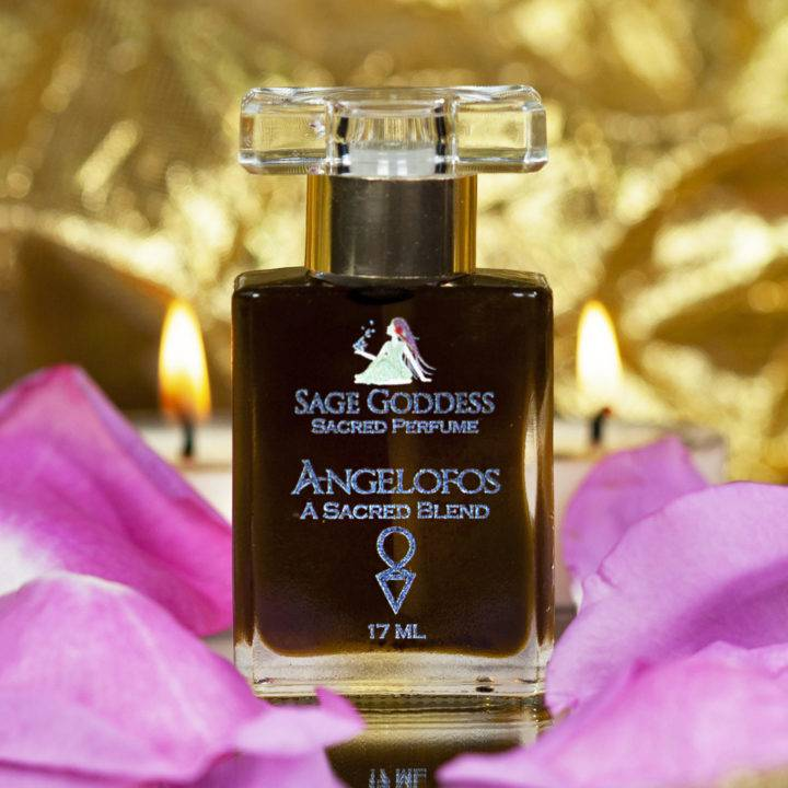 Limited Edition Angelofos Perfume