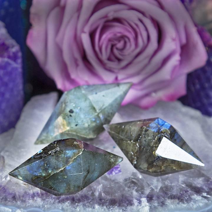 Labradorite Extractor Diamonds