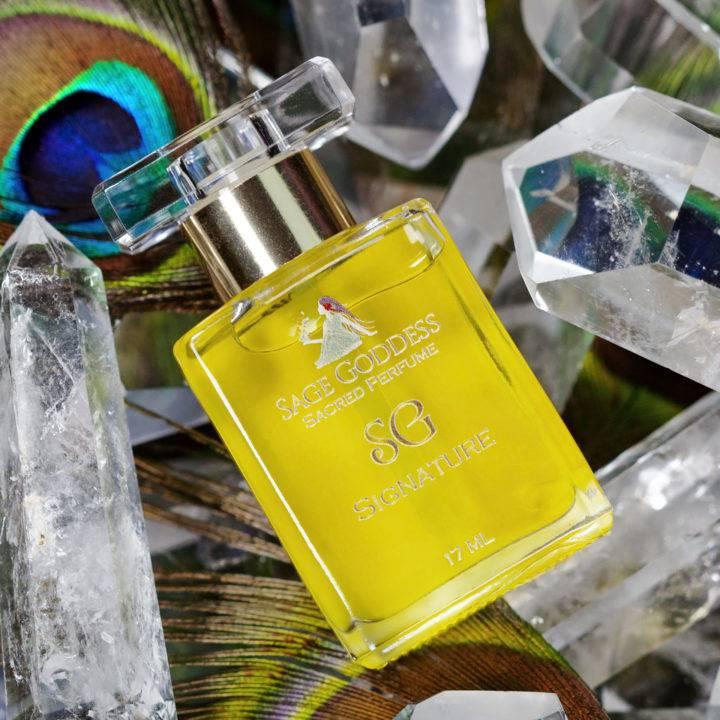 Sage Goddess Signature Perfume