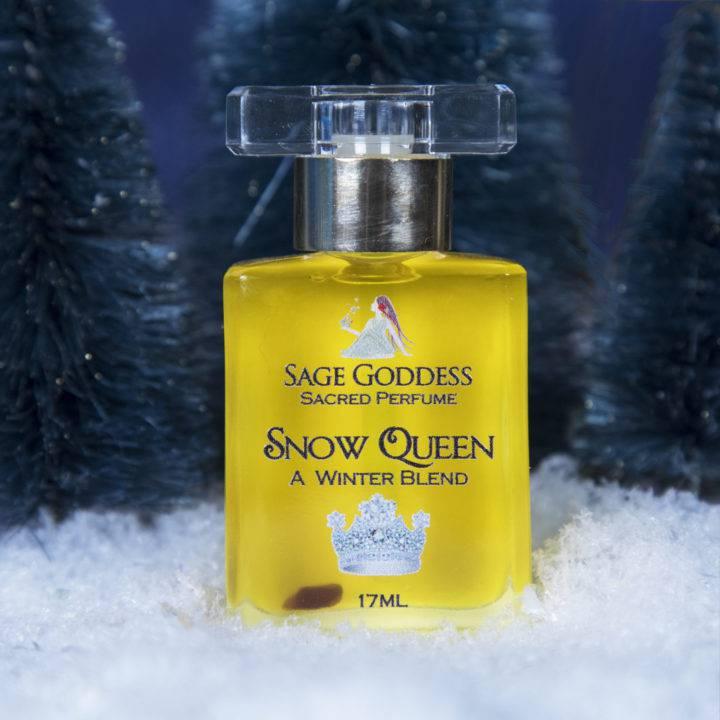 Snow Queen Perfume
