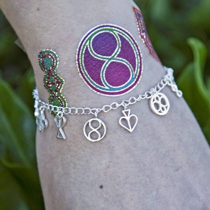Soul Shift Angelofos Charm Bracelet