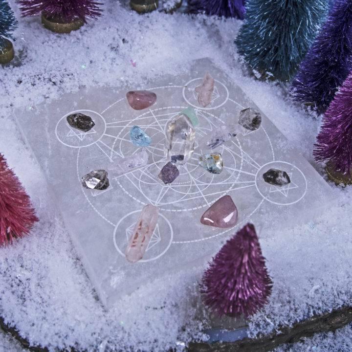 The Diamond Code Full Moon Set