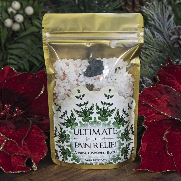 Ultimate Pain Relief Bath Salt