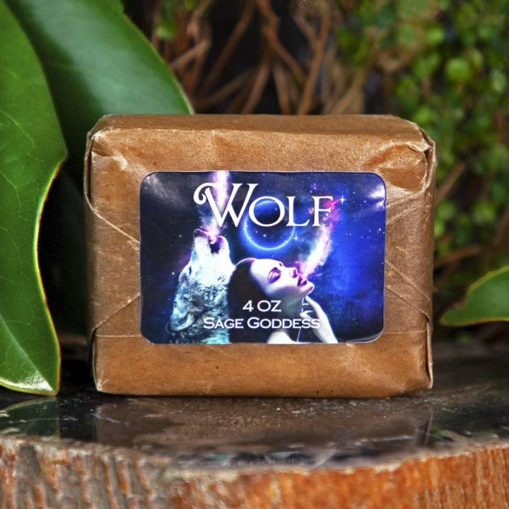 Wolf Cold Process Soap