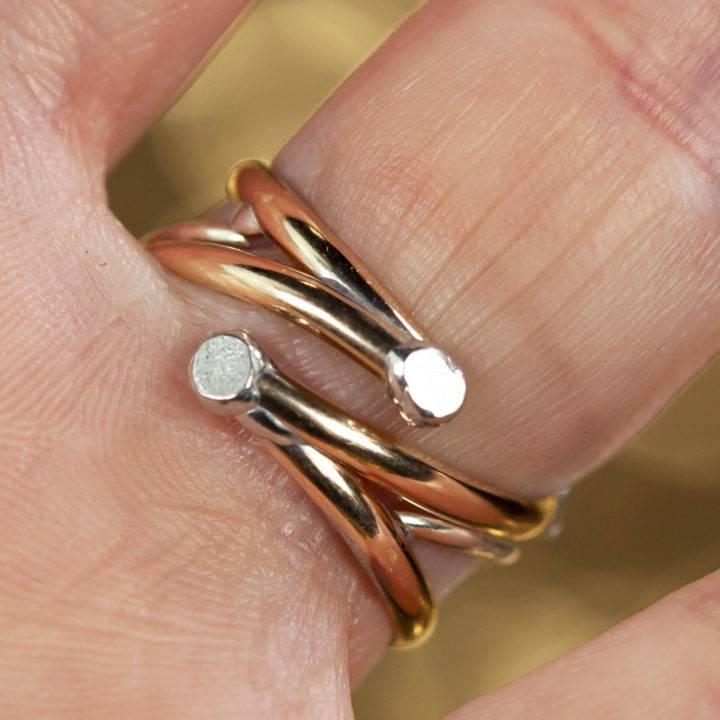 Angel Aura Sparkle Ring