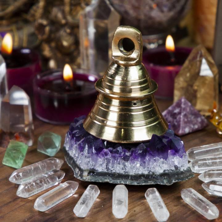 Brass Altar Bell