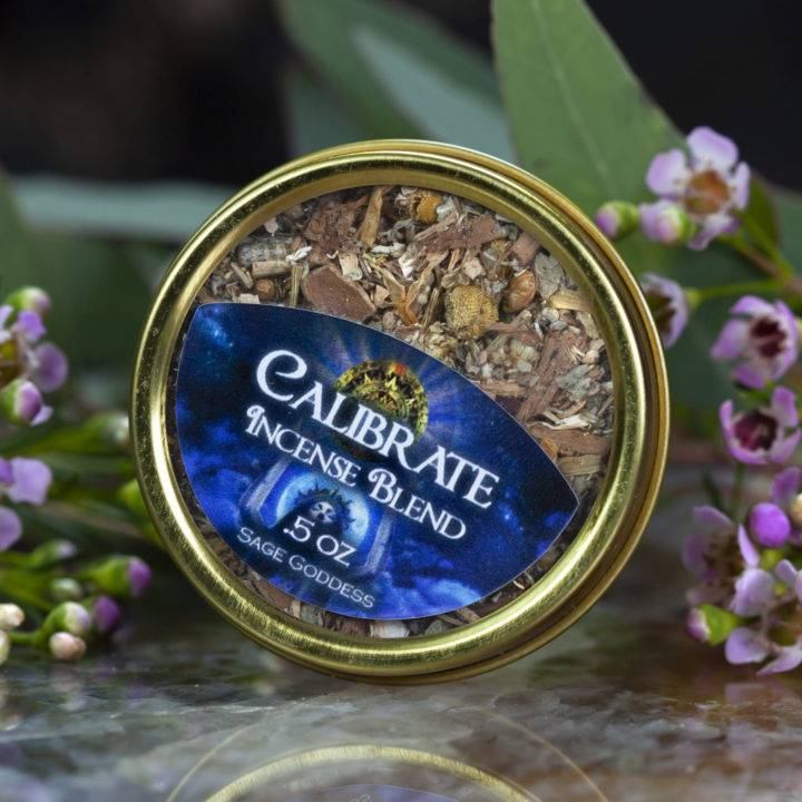 Calibrate Incense Blend