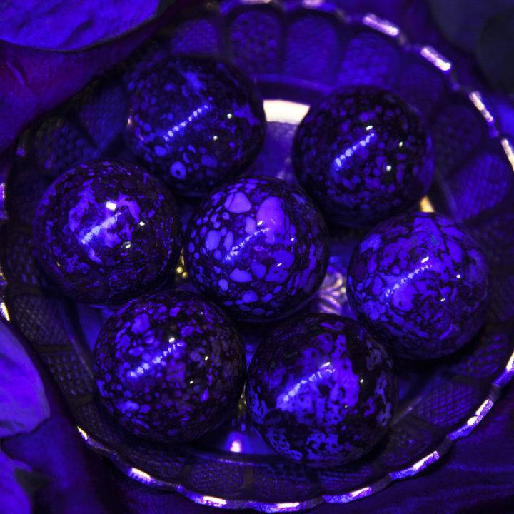 Fluorescent Opal Rebirth Sphere