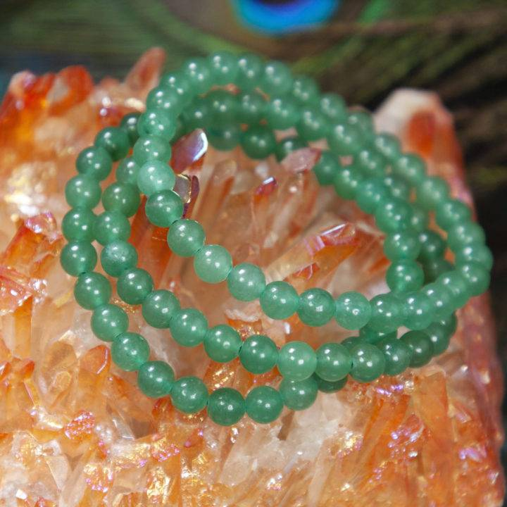 Good Luck Green Aventurine Bracelet