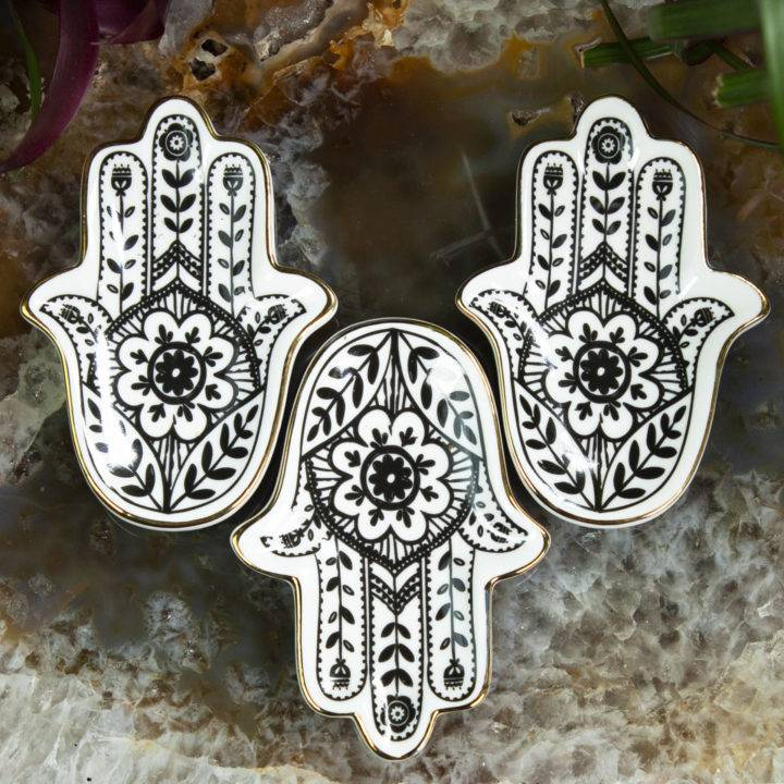 Hamsa Hand Protection Tray