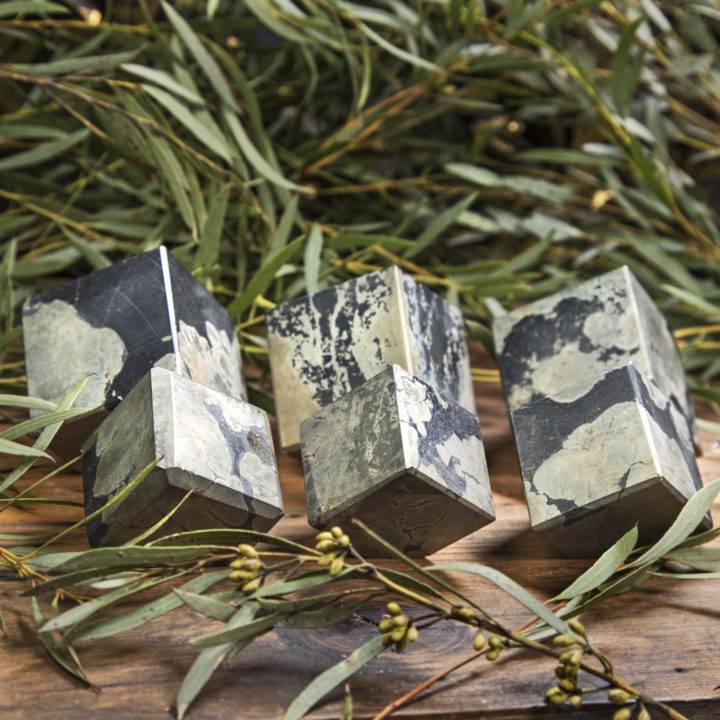 Healers Gold Corner Cut Cube
