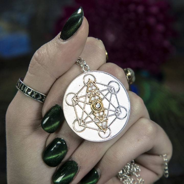 Magical Alchemy Medallion