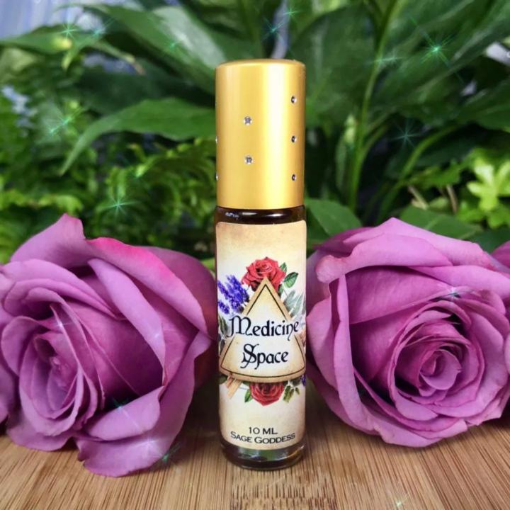 Medicine Space Perfume