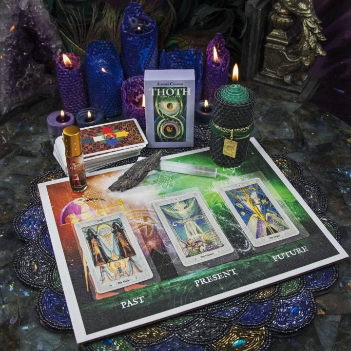 New Moon Divination Magic Tarot Set