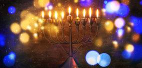 The Holy Light of Hanukkah