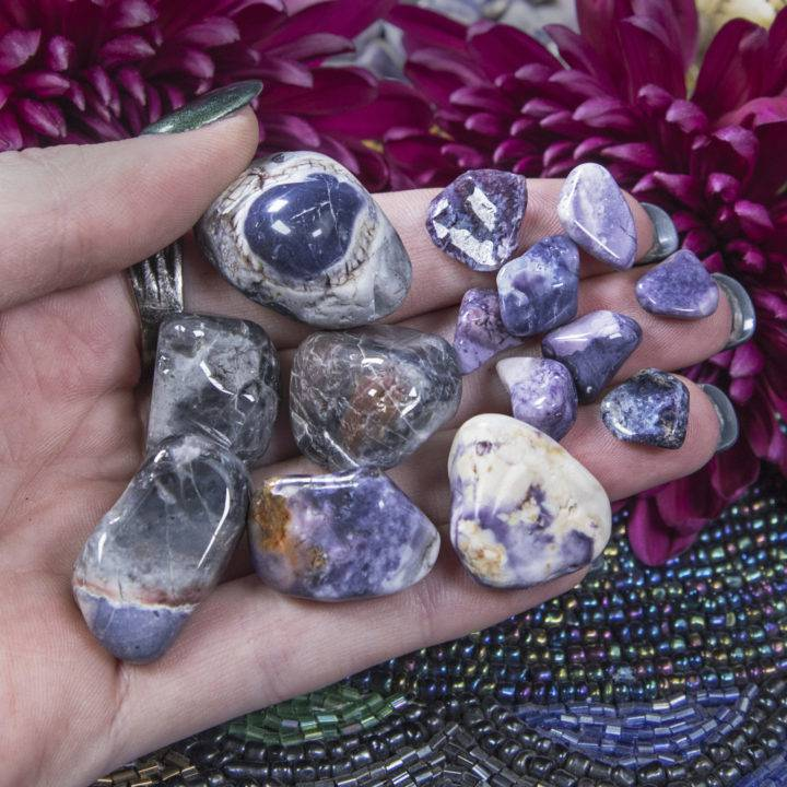 Tumbled Tiffany Stone