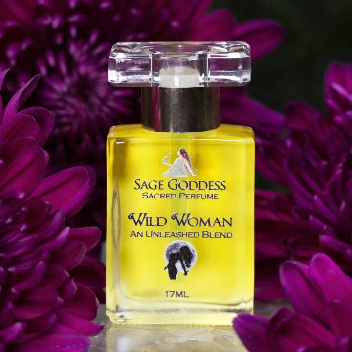 Wild Woman Perfume
