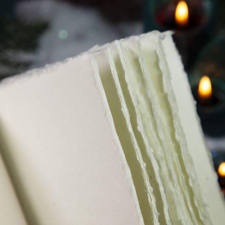 Wintertime Magic Journal