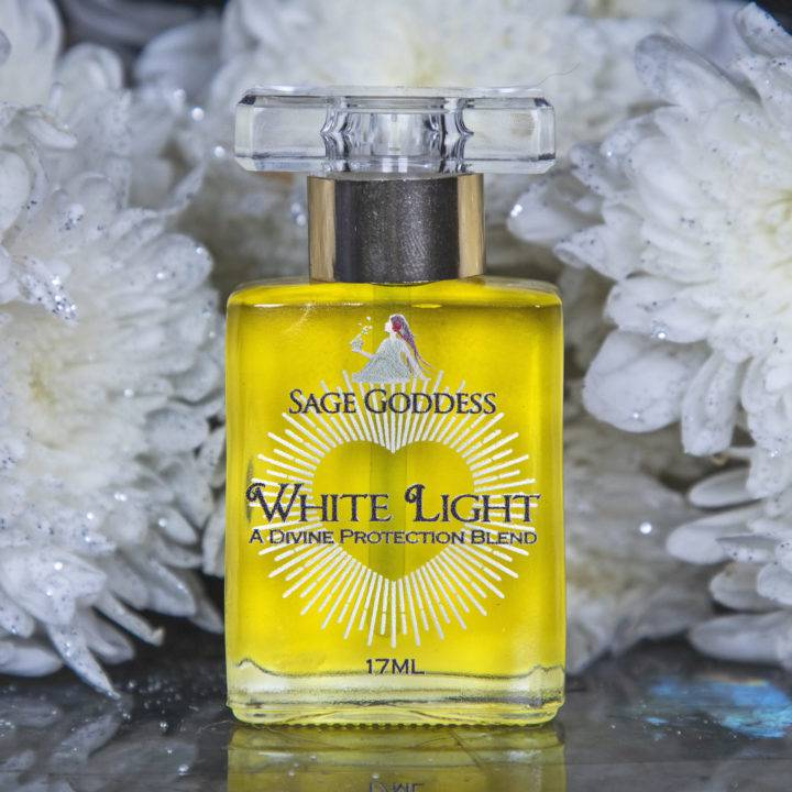 White Light Perfume