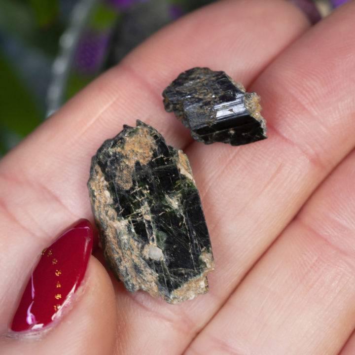 Actinolite Crystal