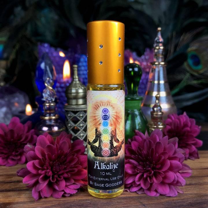 Alkalize Perfume