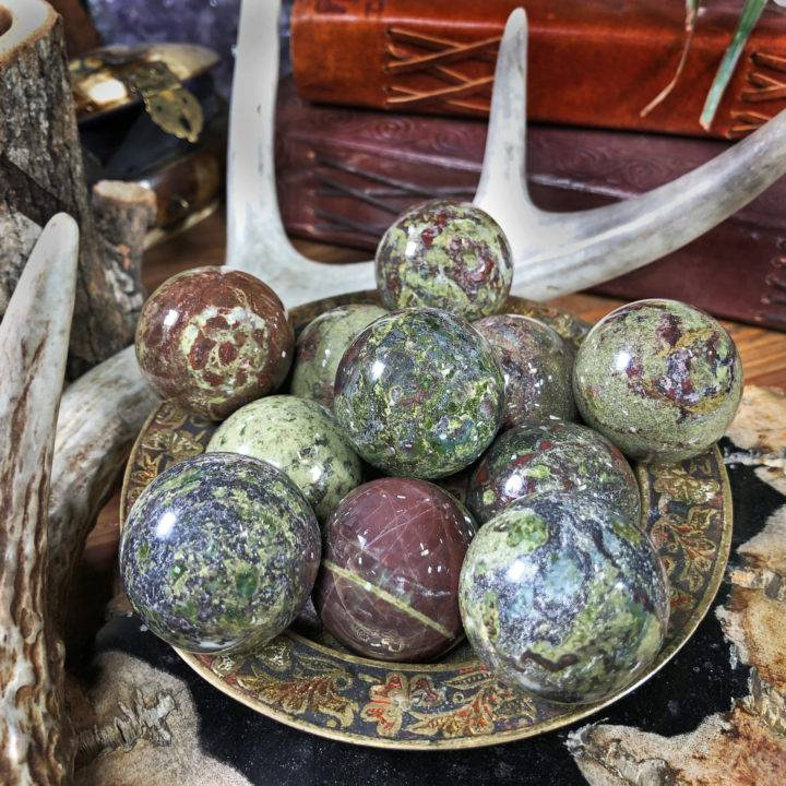 Dragonstone Courage and Power Sphere
