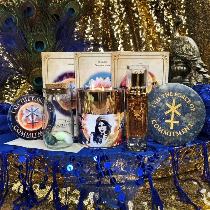 Full Moon Goddess Series: Song of Hera Set