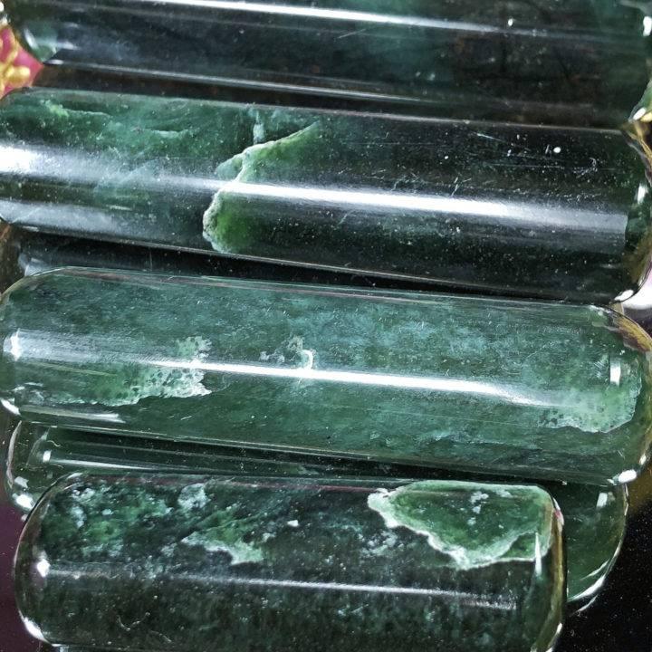 Green Kyanite Astral Travel Wand