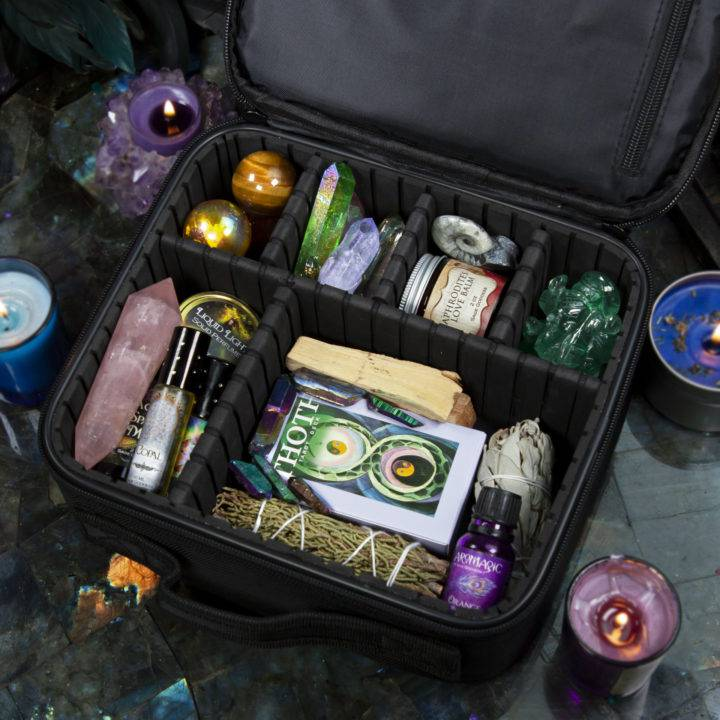Magical Traveling Medicine Case