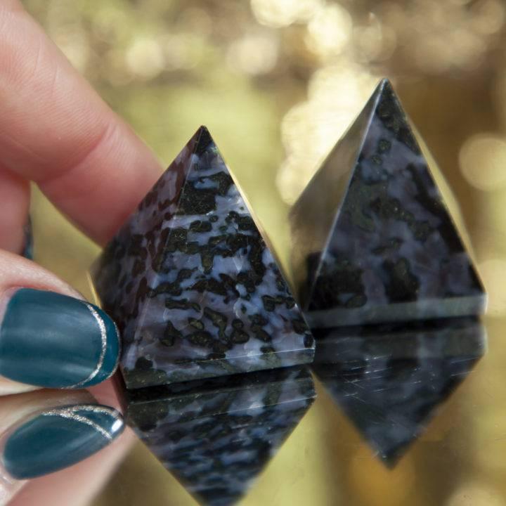 Merlinite Pyramid