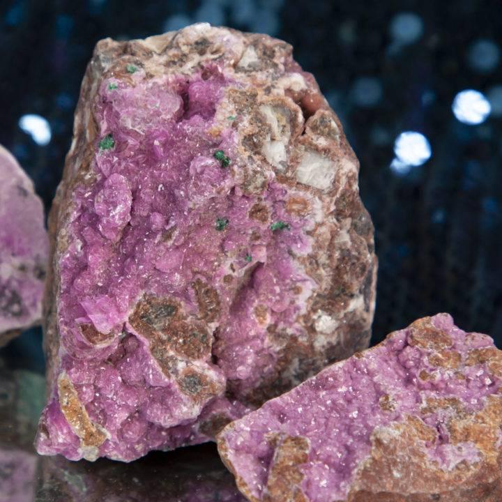 Natural Cobalto Calcite