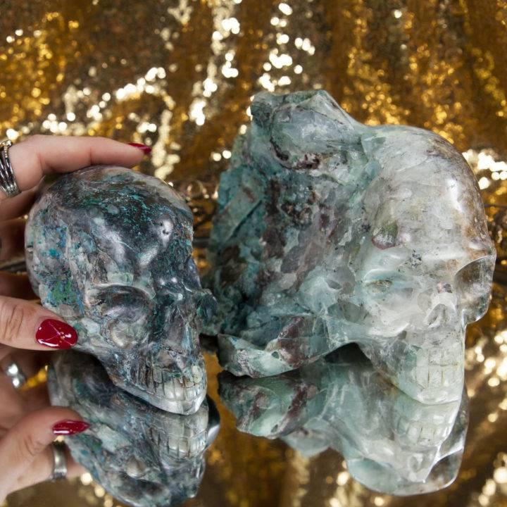 Quantum Quattro Skull