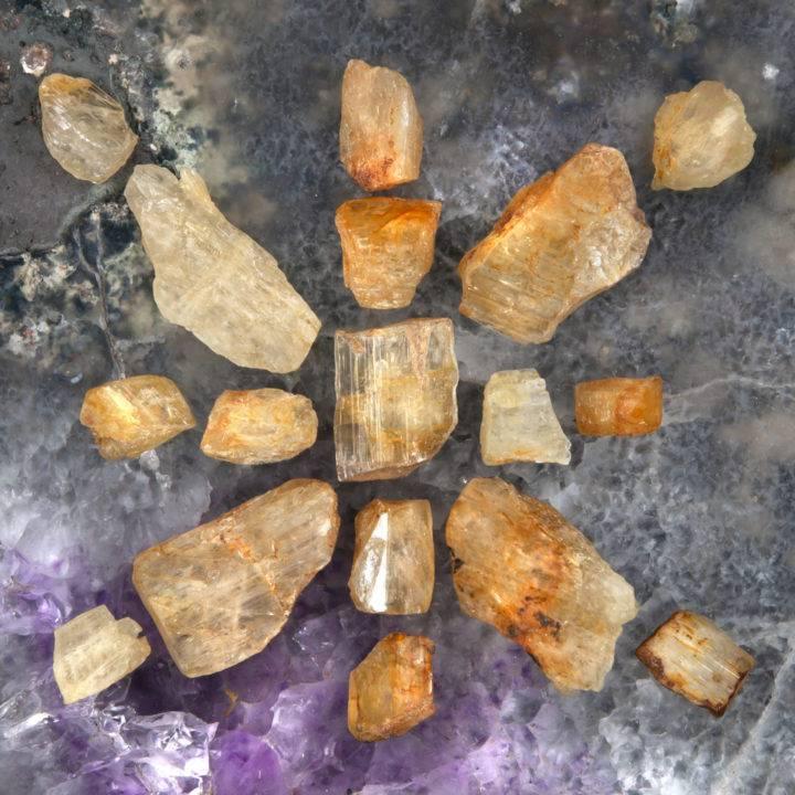 Natural Richterite Crystal
