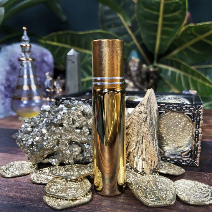 Soul Shift 2021 Gold Perfume