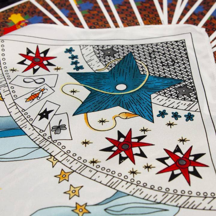 The Star Tarot Scarf