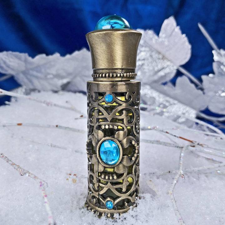 Winter Goddess Perfume in Limited Edition Bottle